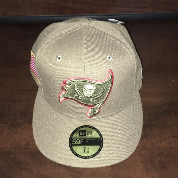 Tampa Bay Buccaneers Salute to Service Hat 1017288d775